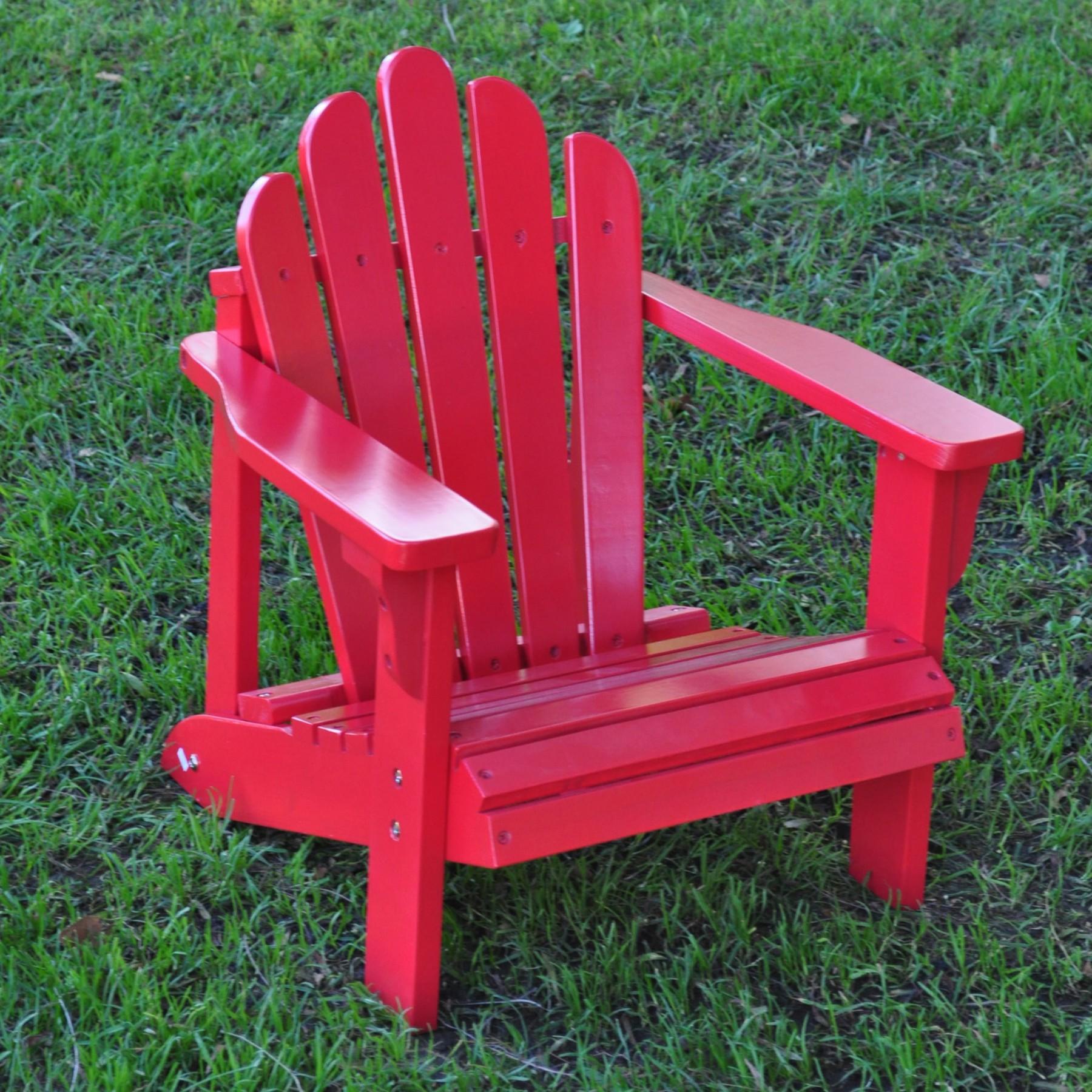 Westport Kids Adirondack Chair Colors