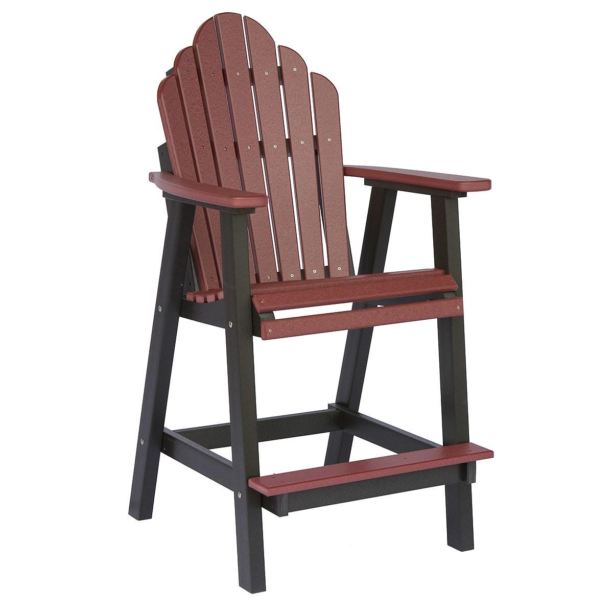 berlin gardens cozi back bar chair. Black Bedroom Furniture Sets. Home Design Ideas