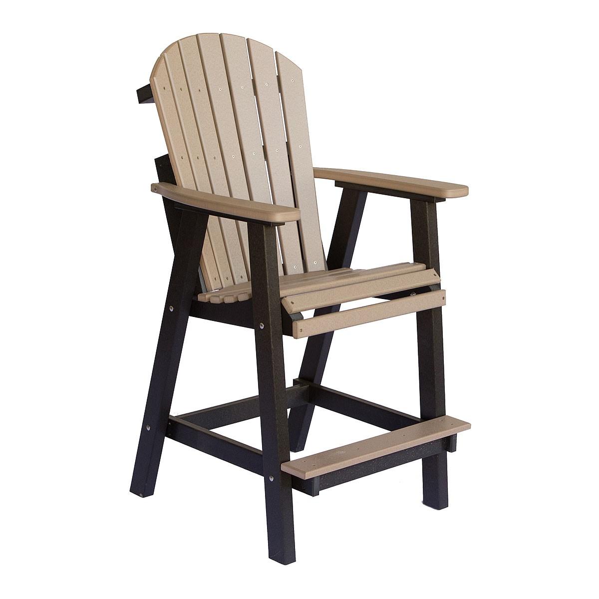 Berlin Gardens Elite Comfo Back Bar Chair