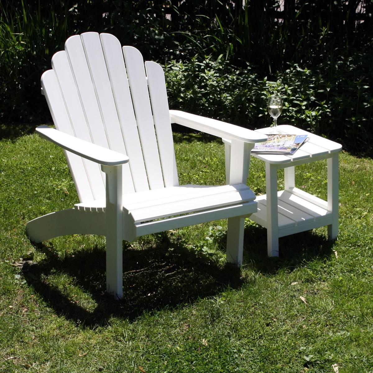 Malibu Outdoor Hampton Adirondack Chair