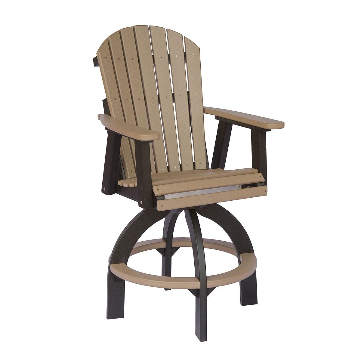 berlin gardens elite comfo back swivel bar chair. Black Bedroom Furniture Sets. Home Design Ideas