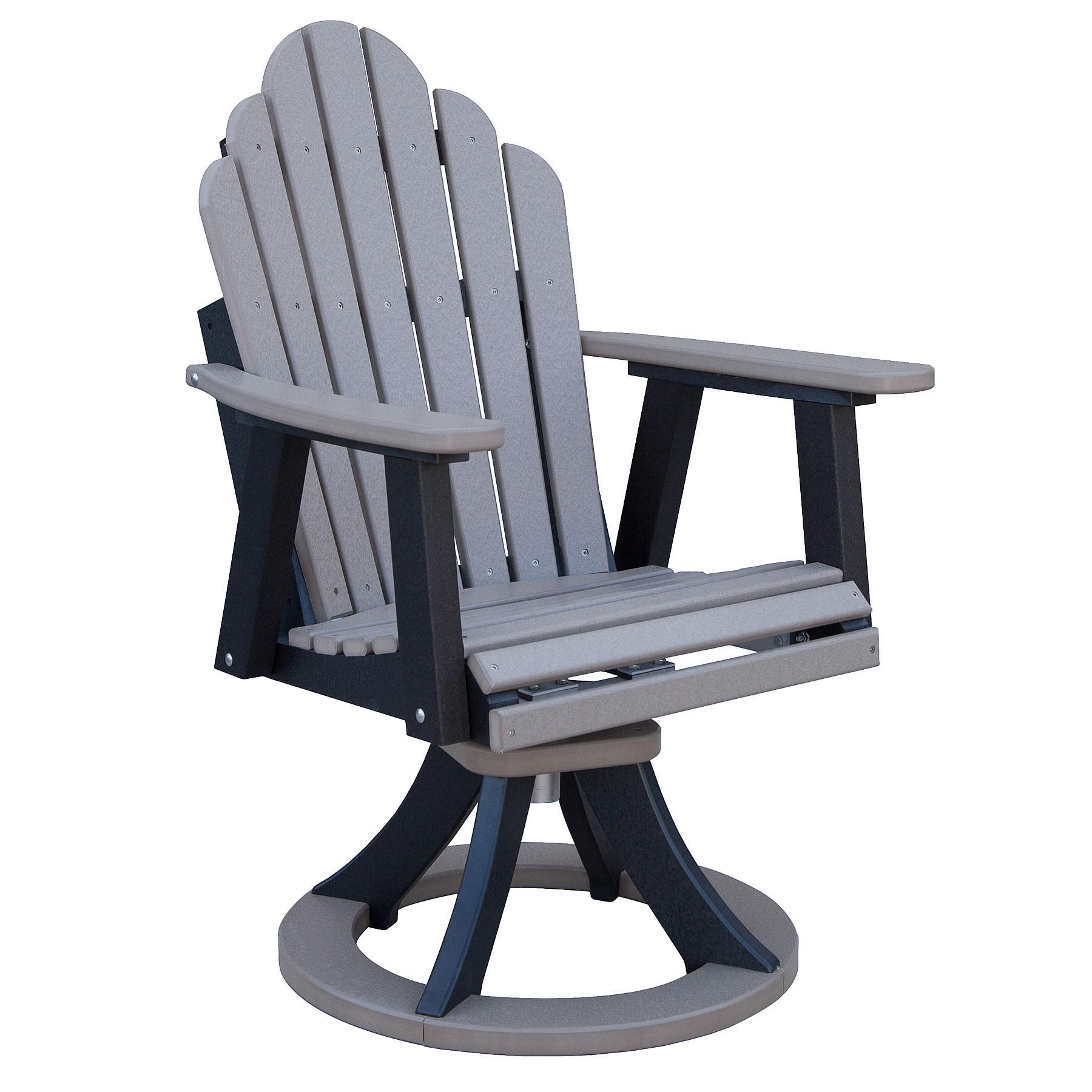 berlin gardens cozi back swivel rocker dining chair. Black Bedroom Furniture Sets. Home Design Ideas