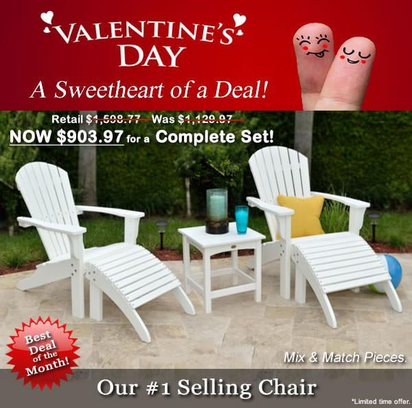 Delightful Adirondack Chairs