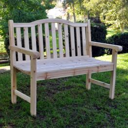 Belfort Garden Bench  - Natural