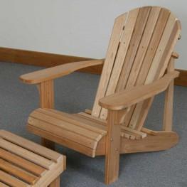 Poly Lumber Folding Adirondack Chair