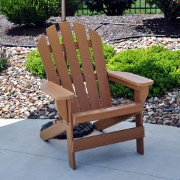 Frog Furnishings Cape Cod Adirondack Chair - Cedar