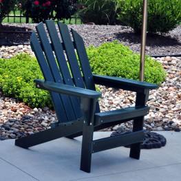 Frog Furnishings Cape Cod Adirondack Chair - Green