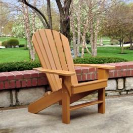 Frog Furnishings Seaside Adirondack Chair - Cedar