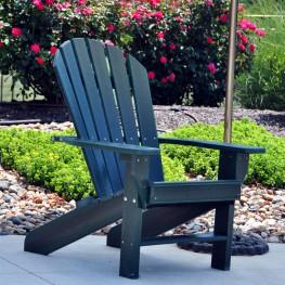 Frog Furnishings Seaside Adirondack Chair - Green