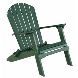 Crestville Folding Adirondack Chair