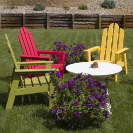 POLYWOOD® Long Island Casual Chair