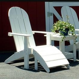 Round Back Adirondack Chair