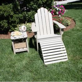 Malibu Outdoor Yarmouth Adirondack Seating Set